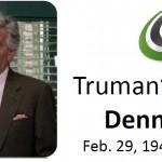 Dennis Farina: Truman Alum, Rest in Peace
