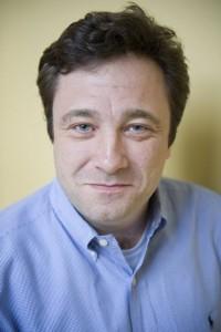 Journalist Mark Guarino